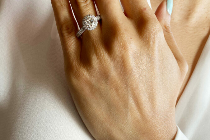 Lab Created and Natural Diamonds