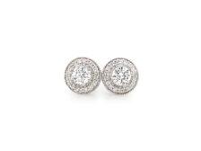 flat screw back earrings