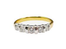 anniversary ring setting